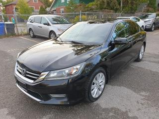 Used 2013 Honda Accord EX-L for sale in Brampton, ON