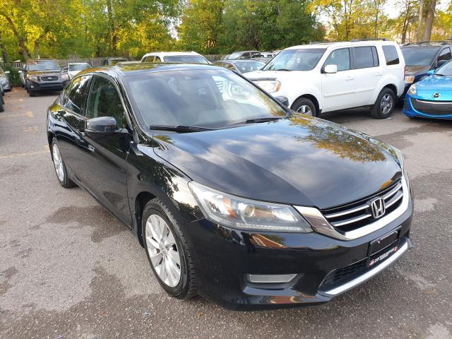 2013 Honda Accord EX-L Photo3