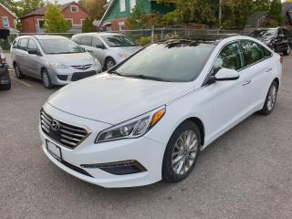 Used 2015 Hyundai Sonata 2.4L Limited for sale in Brampton, ON