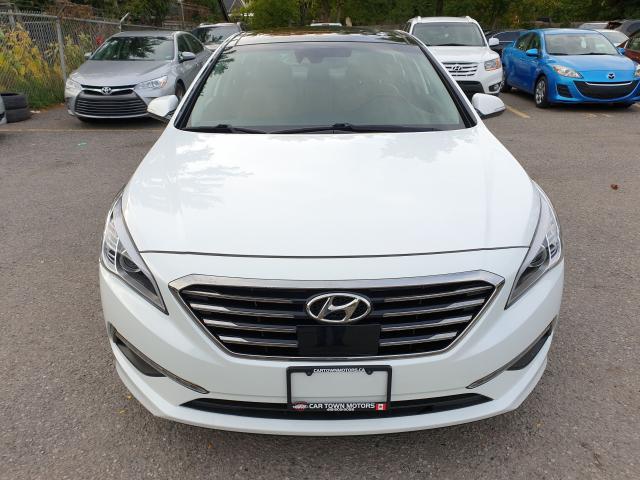2015 Hyundai Sonata 2.4L Limited Photo2