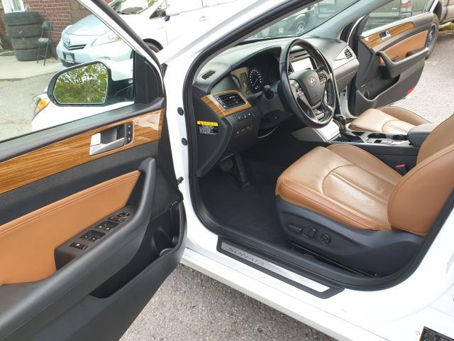 2015 Hyundai Sonata 2.4L Limited Photo9
