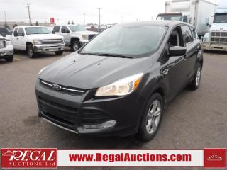 Used 2016 Ford Escape SE 4D Utility 4WD 1.6L for sale in Calgary, AB