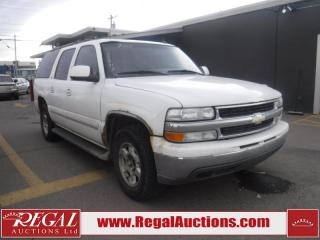 Used 2005 Chevrolet Suburban LT 4D Utility 4WD for sale in Calgary, AB