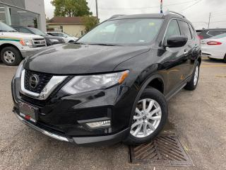 Used 2019 Nissan ROGUE *BACK-UP CAMERA*APPLE PLAY AND ANDROID * NAVI* PANO ROOF* POWER REAR HATCH* for sale in London, ON
