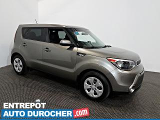 Used 2014 Kia Soul LX Automatique - AIR CLIMATISÉ - Groupe Électrique for sale in Laval, QC