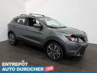Used 2019 Nissan Qashqai SL AWD NAVIGATION - Toit Ouvrant - A/C - Cuir for sale in Laval, QC