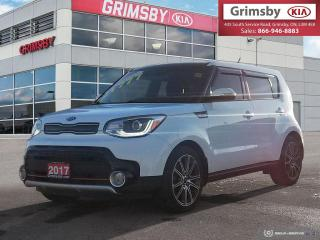 Used 2017 Kia Soul SX Turbo for sale in Grimsby, ON