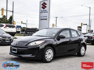 Used 2012 Mazda MAZDA3 GX ~ONLY 24,000 KM! for sale in Barrie, ON