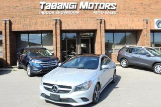 Used 2015 Mercedes-Benz CLA-Class CLA250 I 4MATIC I NO ACCIDENTS I NAVIGATION I SUNROOF I BT for sale in Mississauga, ON