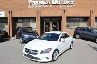 Used 2018 Mercedes-Benz CLA-Class CLA250 | NO ACCIDENTS I LEATHER | REARCAM | HEATED SEATS |BT for sale in Mississauga, ON
