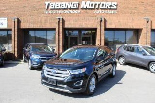 Used 2016 Ford Edge SEL   NO ACCIDENTS I BIG SCREEN   REAR CAM I HEATED SEATS BT for sale in Mississauga, ON