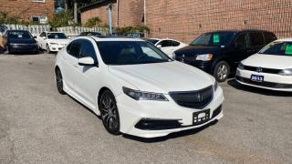 Used 2015 Acura TLX Tech Package for sale in Toronto, ON