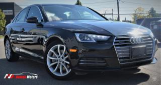 Used 2017 Audi A4 4dr Sdn Auto Progressiv Quattro w/Sunroof for sale in Brampton, ON