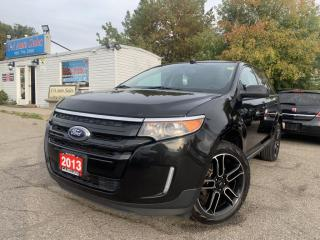 Used 2013 Ford Edge 4dr SEL FWD| ACCIDENT FREE|NAVI|BACKUP| for sale in Brampton, ON