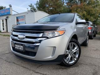 Used 2011 Ford Edge 4dr Limited AWD |ONE OWNER|MOONROOF|NAVI|BACKUP| for sale in Brampton, ON