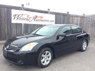 Used 2009 Nissan Altima 2.5 S for sale in Stittsville, ON