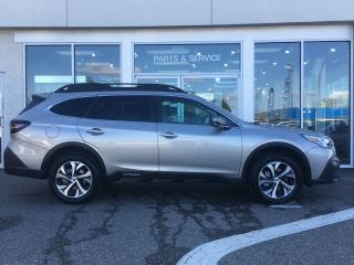 Used 2020 Subaru Outback 2.4 LIMITED XT for sale in Vernon, BC