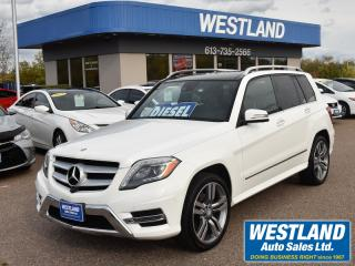 Used 2014 Mercedes-Benz GLK-Class 250 for sale in Pembroke, ON