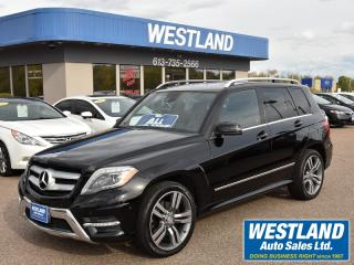 Used 2013 Mercedes-Benz GLK-Class 350 for sale in Pembroke, ON