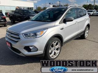 Used 2019 Ford Escape Titanium 4WD for sale in Woodstock, ON