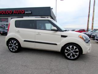 Used 2012 Kia Soul 4U NO ACCIDENT ONE OWNER CERTIFIED 2YR WARRANTY for sale in Milton, ON