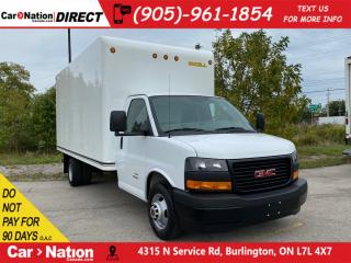 Used 2018 GMC Savana Cutaway 4500 | OPEN SUNDAYS| ONE PRICE INTEGRITY| for sale in Burlington, ON