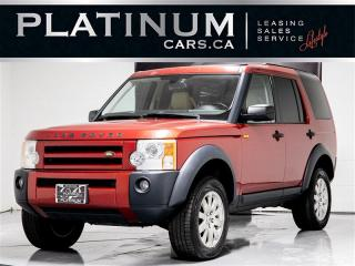 Used 2006 Land Rover LR3 SE, SUNROOF, HARMAN/KARDON, BLUETOOTH for sale in Toronto, ON