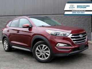 Used 2017 Hyundai Tucson SE | LEATHER | SUNROOF | HTD SEATS | HTD STEERING WHEEL  - $154 B/W for sale in Brantford, ON