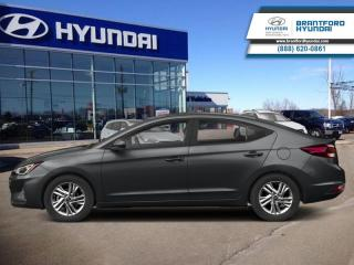 Used 2019 Hyundai Elantra for sale in Brantford, ON