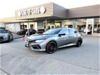 Used 2019 Honda Civic 1.5L TURBO HATCHBACK for sale in Langley, BC