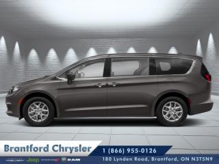 Used 2020 Chrysler Pacifica Touring  - Heated Seats for sale in Brantford, ON