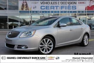 Used 2012 Buick Verano w/1SL for sale in St-Léonard, QC