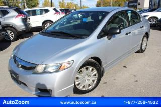 Used 2010 Honda Civic 4dr Auto DX-A **A/C** for sale in Laval, QC