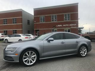 Used 2016 Audi A7 3.0T Technik for sale in Laval, QC