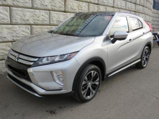 Used 2019 Mitsubishi Eclipse Cross GT for sale in Fredericton, NB