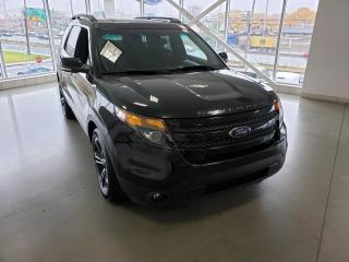 Used 2014 Ford Explorer 4 RM, 4 portes, Sport for sale in Montréal, QC