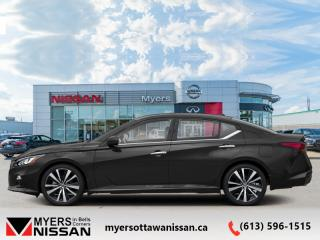 New 2020 Nissan Altima 2.5 SV  - ProPilot -  Sunroof - $220 B/W for sale in Ottawa, ON