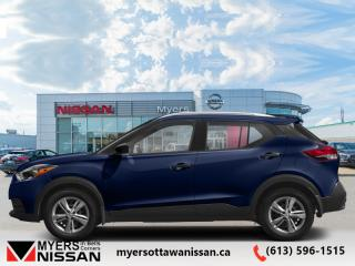 New 2019 Nissan Kicks SV FWD  -  Alloy Wheels -  Fog Lights - $151 B/W for sale in Ottawa, ON