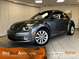 Used 2014 Volkswagen Beetle 2.0 TDI Comfortline, Manuel for sale in Sherbrooke, QC