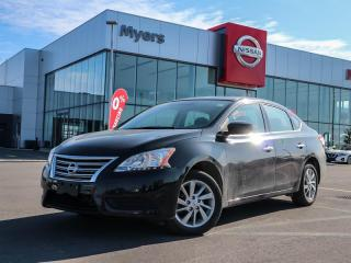 Used 2015 Nissan Sentra S  - Bluetooth -  Power Windows - $96 B/W for sale in Nepean, ON