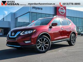 Used 2020 Nissan Rogue AWD SL  - ProPILOT ASSIST -  Navigation - $260 B/W for sale in Nepean, ON