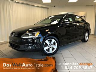 Used 2013 Volkswagen Jetta 2.0 TDI Comfortline, Toit, Manuel for sale in Sherbrooke, QC