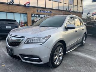 Used 2014 Acura MDX SH-AWD 4dr Elite Pkg NAVIGATION - DVD - CAMERAS for sale in North York, ON