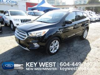 Used 2018 Ford Escape SE 4WD Cam Heated Seats Reverse Sensors for sale in New Westminster, BC