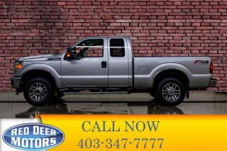 Used 2012 Ford F-250 4x4 Super Cab XLT for sale in Red Deer, AB