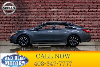 Used 2017 Nissan Altima SV Roof BCam for sale in Red Deer, AB
