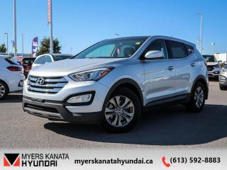 Used 2013 Hyundai Santa Fe LUXURY  - $110 B/W for sale in Kanata, ON