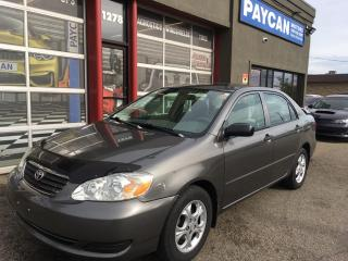 Used 2007 Toyota Corolla CE for sale in Kitchener, ON