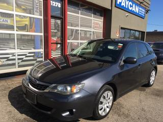 Used 2008 Subaru Impreza 2.5i for sale in Kitchener, ON