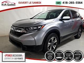 Used 2017 Honda CR-V LX* TURBO* CAMERA* SIEGES CHAUFFANTS* for sale in Québec, QC